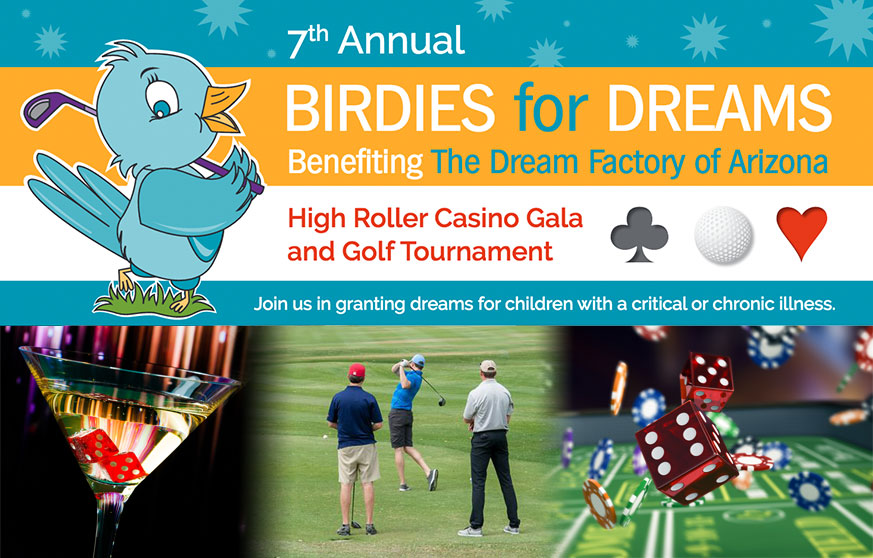 Birdies for dreams 2016